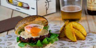 El crecimiento de La Pepita Burger Bar, cadena especializada en hamburguesas premium