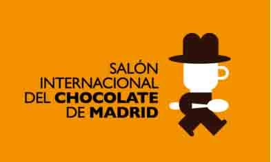Logo del Salón Internacional de Chocolate de Madrid