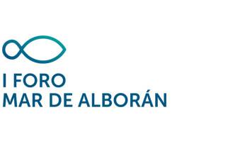 Logo del I Foro del Mar de Alborán