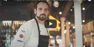 """Fran Agudo, jefe de cocina de Tickets: """"Mychef ha cambiado nuestra forma de cocinar"""""""