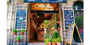 Segundo restaurante en Barcelona de la enseña de pizzerías La Pala