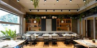 El interiorismo del restaurante Viu by Tapiñas, en Terrassa