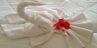 Adiós al robo de sábanas y toallas en el hotel