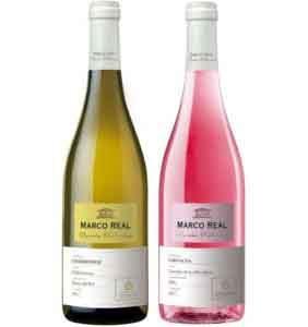 Vinos Pequeñas Producciones Chardonnay y Rosado 2017 - Profesional Horeca