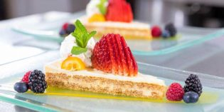 De porción de tarta a postre irresistible: una receta de tarta sueca para cautivar a tus clientes