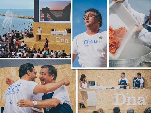Imágenes de la primera edición de D*NA festival Gastronómico - Profesional Horeca