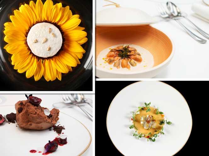 Algunos platos de Cocina Hermanos Torres - Profesional Horeca