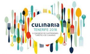 Logo Culinaria Tenerife 2018