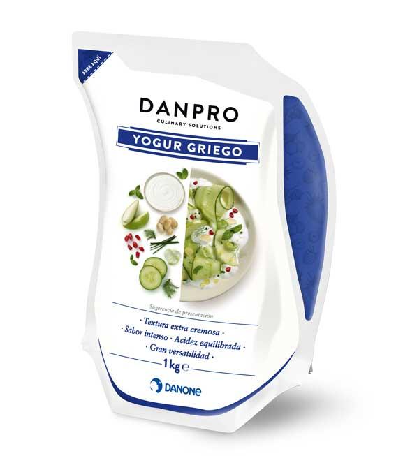 Yogur griego DanPro de Danone - profesional horeca