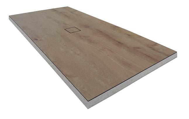 Plato de ducha Flintiles, de Flint Floor - Profesional Horeca