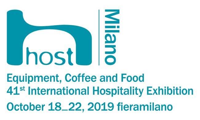 Logo  feria Host 2019 - Profesional Horeca