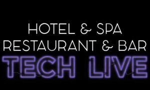 Logo Hotel Spa Restaurant Bar Tech Live - Profesional Horeca