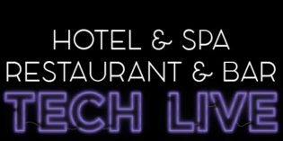 Hotel & Spa Tech Live y Restaurant & Bar Tech Live 2018