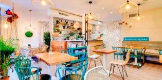 Se traspasa restaurante de comida sana en Madrid