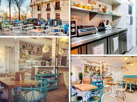 Fotos restaurante Moreto Green, en traspaso