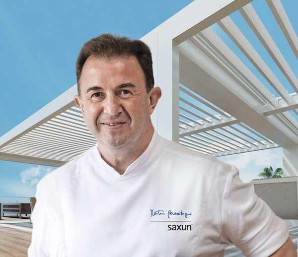 Martín Berasategui - Saxun - ProfesionalHoreca