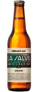cerveza La Salve Sirimiri - Profesional Horeca