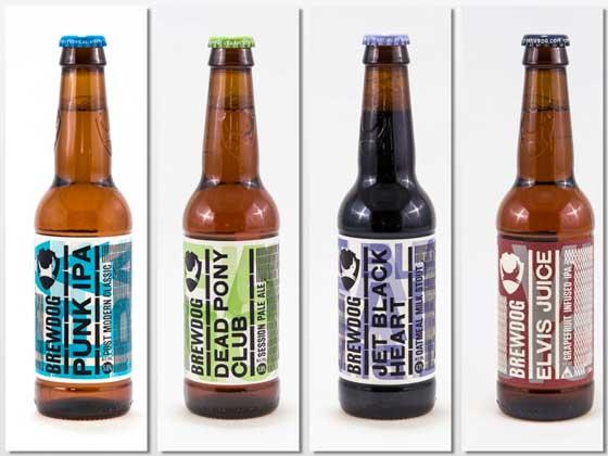 Cervezas Brewdog - profesional horeca