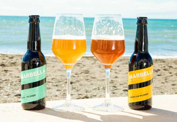 Cervezas Marbella - Profesional Horeca