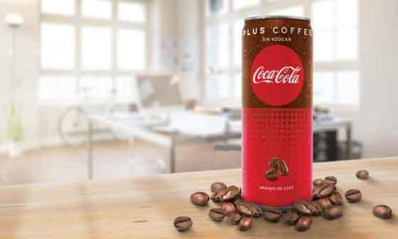 Coca-Cola Plus Coffee - Profesional Horeca