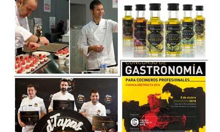 Campeonato de España de Heladería, Cuenca Abstracta y más concursos gastronómicos para profesionales