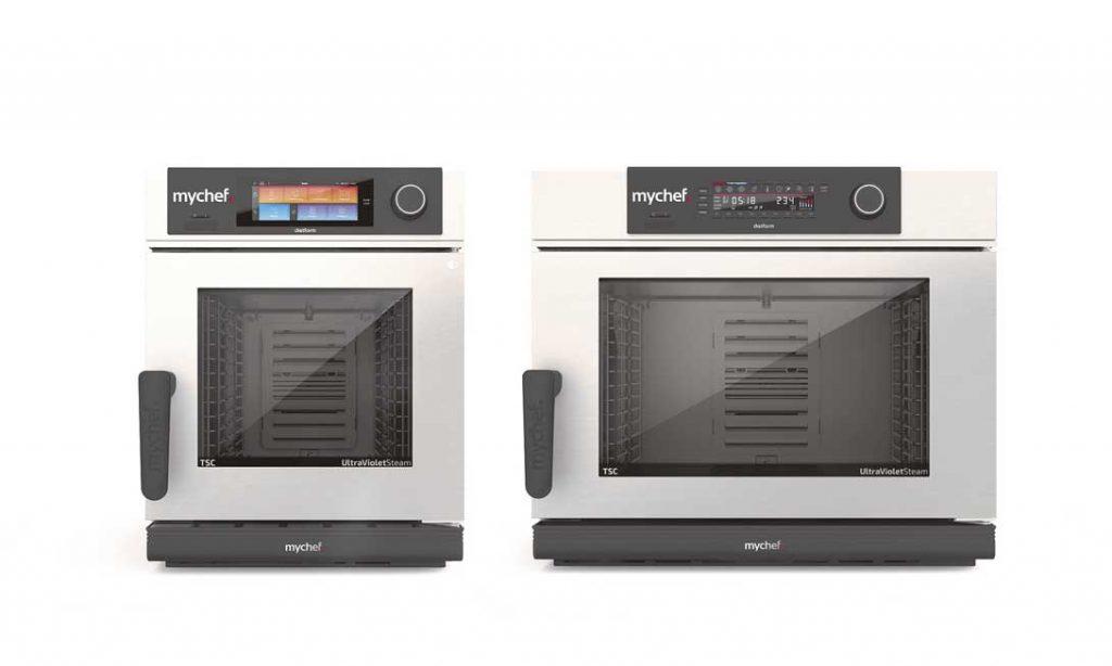 Los hornos mychef en sus dos versiones: evolution y concept - ProfesionalHoreca