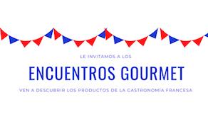 Logo Encuentros Gourmet productos franceses - Profesional Horeca