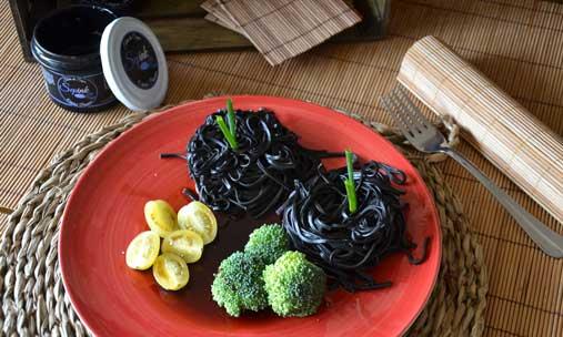 "Dos recetas ""negras"" con tinta de sepia Sepink para triunfar en cualquier celebración"