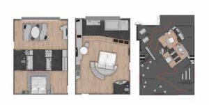 Los diseños de habitación de Jean-Philippe Nuel para Studio18 de Equip Hotel - ProfesionalHoreca
