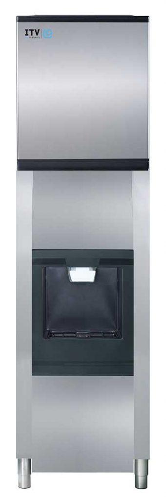 La máquina de hielo Spika de ITV. Profesional Horeca