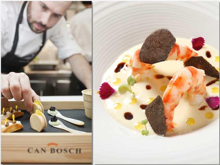 Las delicadas creaciones de Arnau Bosch en Can Bosch
