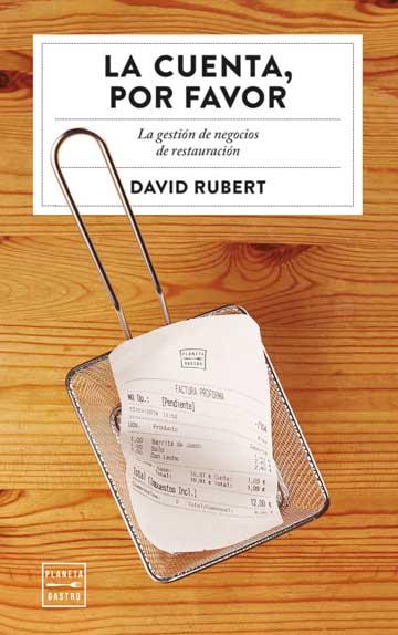 Portada libro La Cuenta. por favor - Profesional Horeca