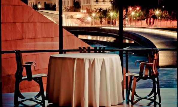 nterior del restaurante Nerua, uno de los establecimientos de Ixo Grupo - Profesional Horeca