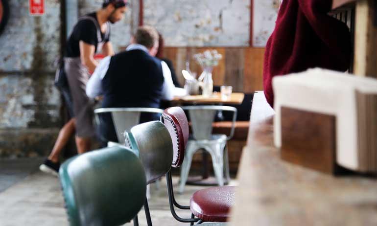 Cafetería - restauramte, negocio de hostelería - Profesional Horeca