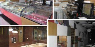 Traspaso o alquilo cafetería-restaurante-heladería en Ibiza