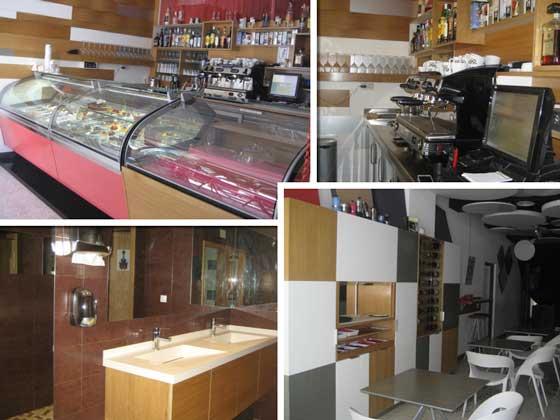 Traspaso cafetería heladeria restaurante e Ibiza - Profesional Horeca