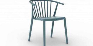 Una silla de diseño clásico, para el siglo XXI