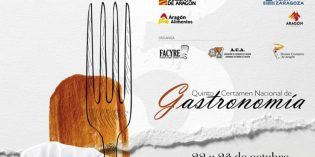 El Palacio de Congresos de Zaragoza acogerá el V Campeonato Nacional de Cocina y Repostería