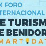 El Foro Internacional de Turismo de Benidorm se centrará en el Smart Data y su correcta gestión