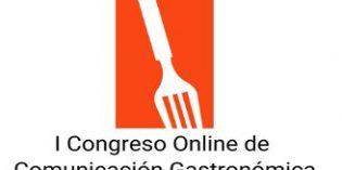 I Congreso Online de Comunicación Gastronómica
