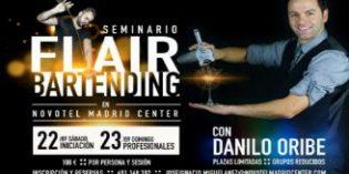 ¿Quieres convertirte en un experto del flair bartending?