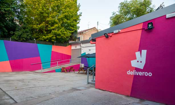 Cocinas Deliveroo Editions en Madrid