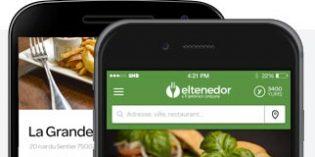 ElTenedor ofrece las reservas en restaurantes a través de Instagram