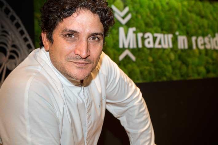 Mauro Colagreco - Mirazur - ProfesionalHoreca