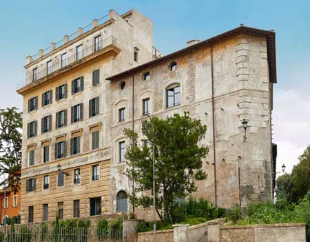 The Rooms of Rome - palazzo Rhinoceros - apartamentos - ProfesionalHoreca