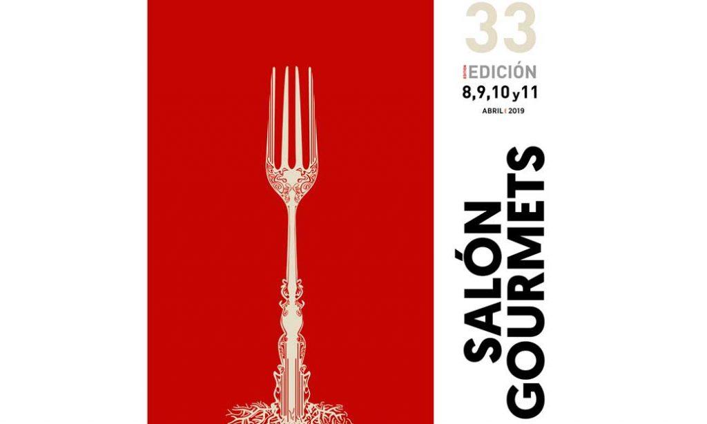 Logo Salón de Gourmets 2019 - ProfesionalHoreca