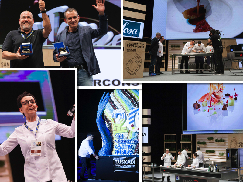 Imágenes de San Sebastián Gastronomika 2018 - ProfesionalHoreca