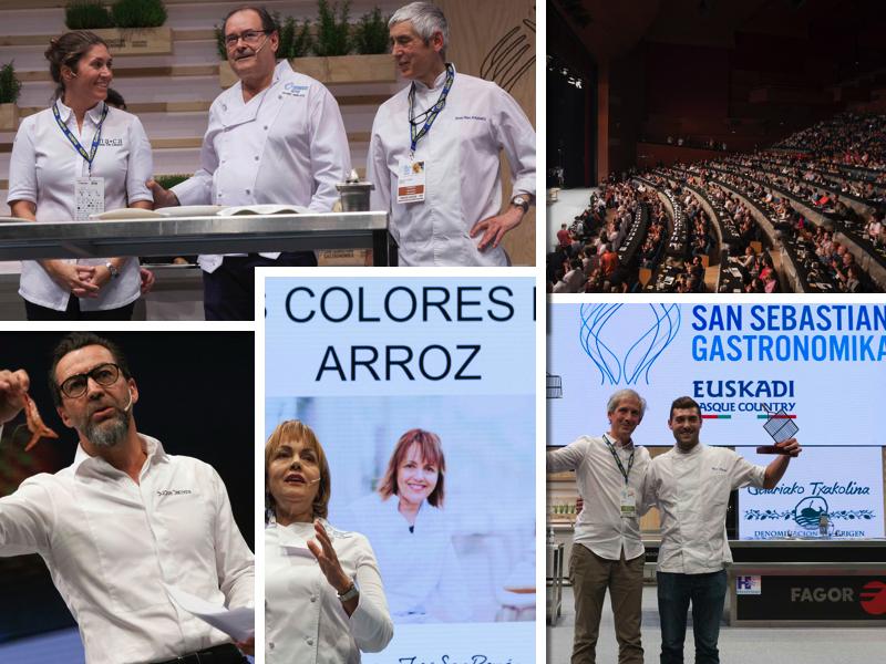 Imágenes de San Sebastián Gastronomika 18 - ProfesionalHoreca