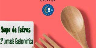 La segunda edición de Sopa de Letras abordará el papel de la inteligencia emocional en la gastronomía