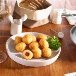 Bocaditos de pollo barbacoa y de queso suizo para renovar el menú